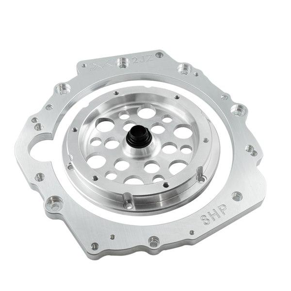 Zestaw do konwersji / adapter Toyota JZ 1JZ 2JZ - BMW N57N N57 Diesel ZF 8HP70 8-SPEED - GRUBYGARAGE - Sklep Tuningowy